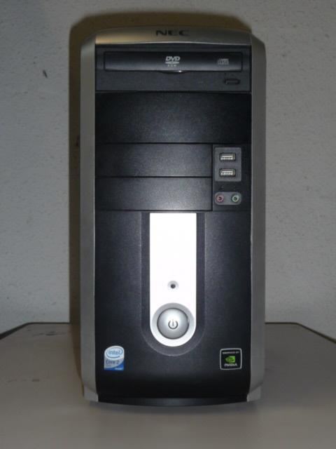 PC de bureau Nec Powermate ML450